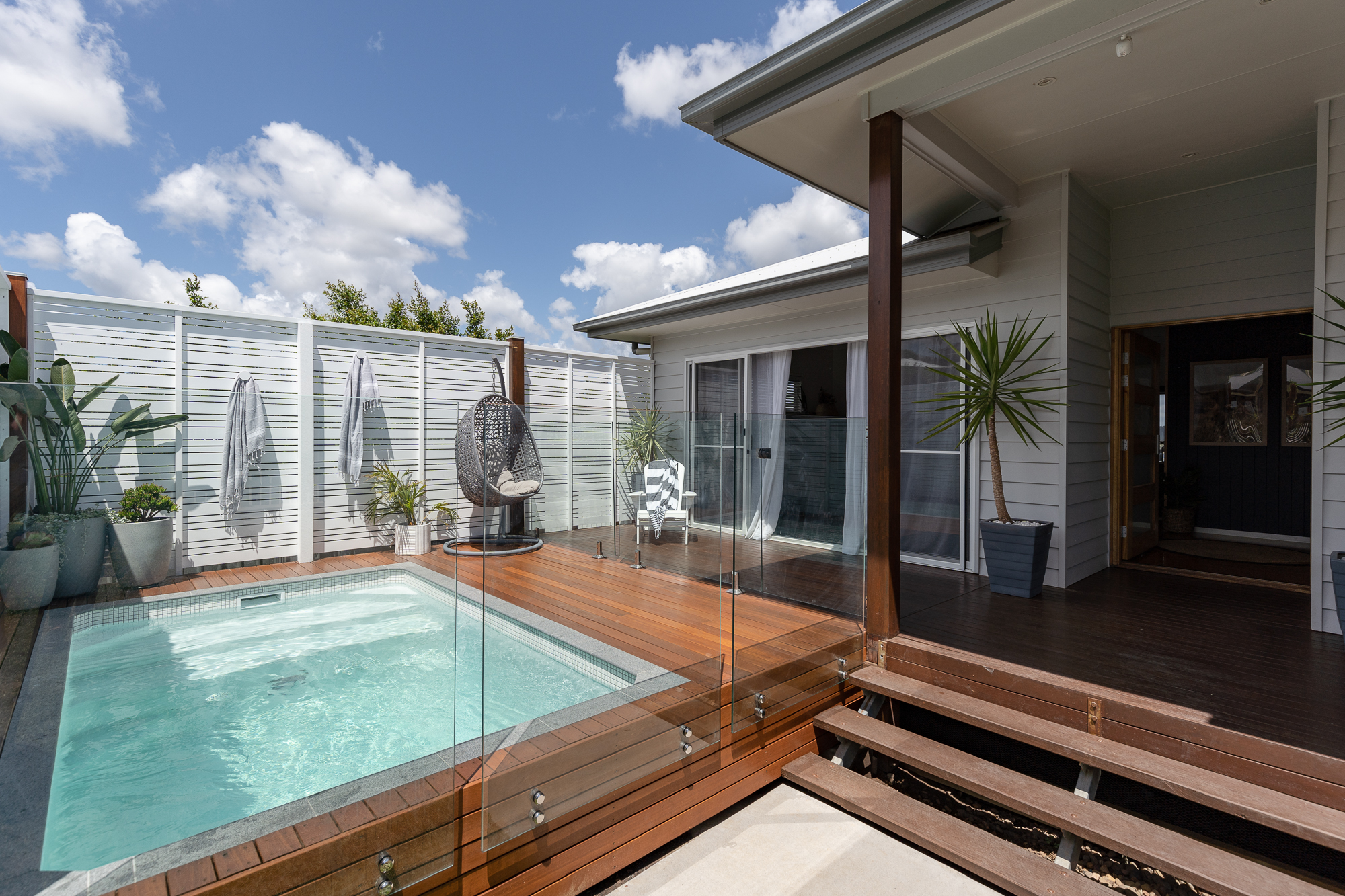 12 Small Backyard Pool Ideas How To Fit A Pool In A Small Yard Apartment Therapy