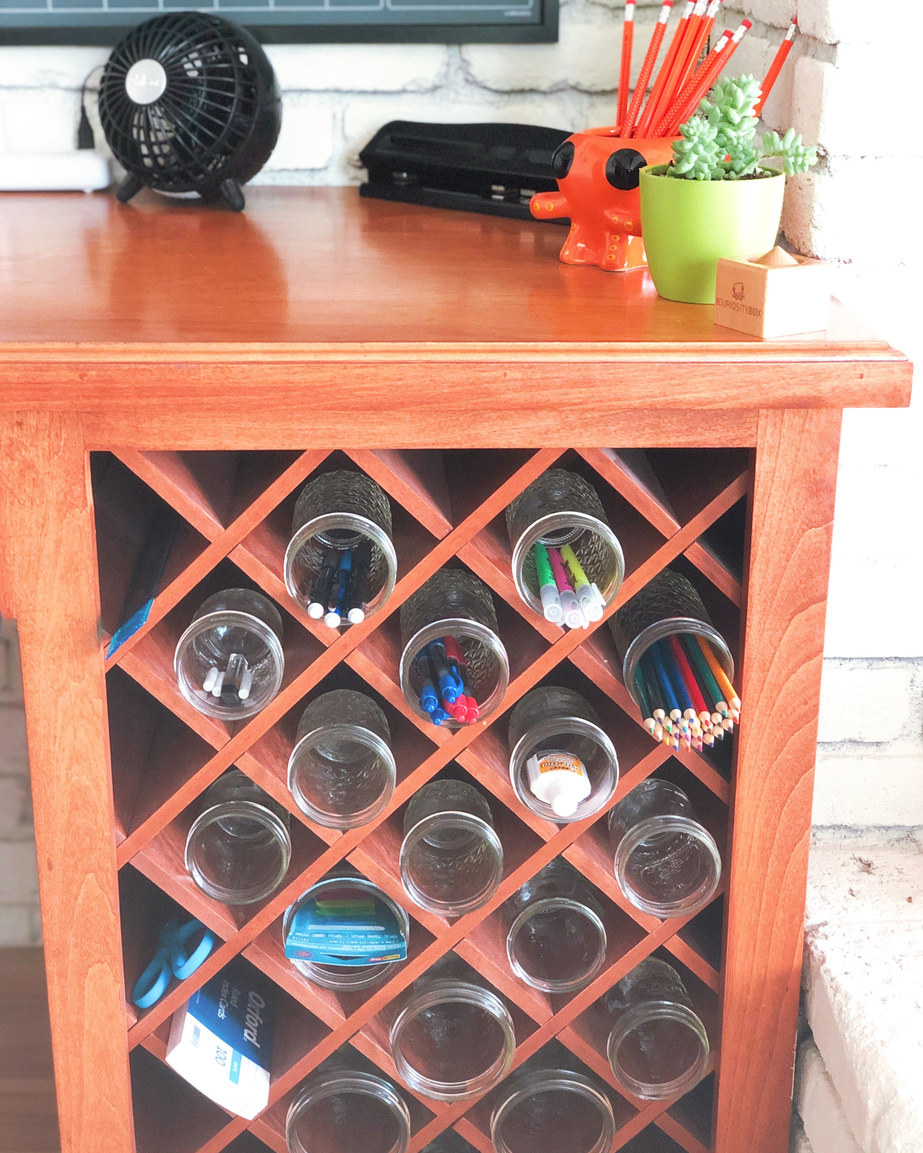 9 Clever Uses For Wine Racks In Every Room In Your House Apartment Therapy